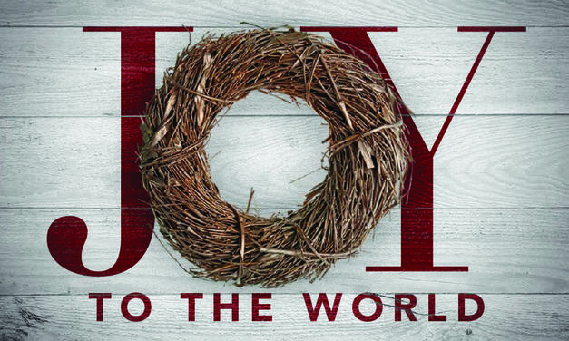 Advent: Joy to The World Graphic